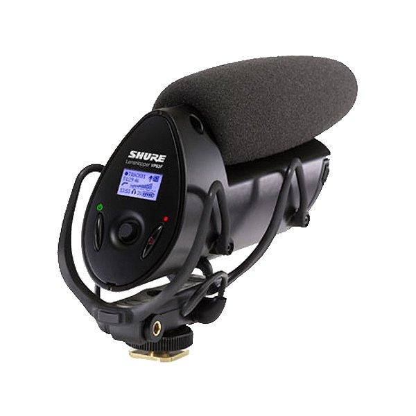 Microfone Shotgun Shure VP 83 F