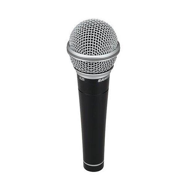 Microfone Mão Samson R 21 S