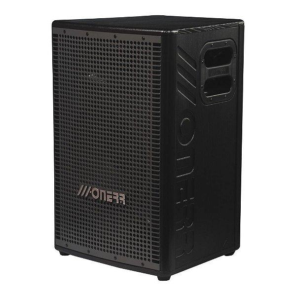 """Caixa Acústica Passiva Onerr Ambience 200 12"""" P Preta"""