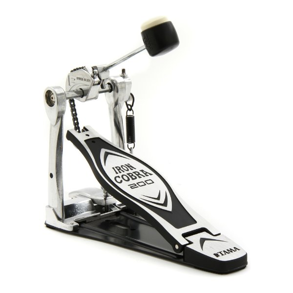 Pedal Simples Tama HP 200 P Iron Cobra