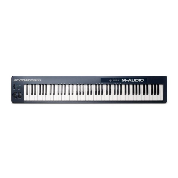 Controlador M-Audio Keystation 88
