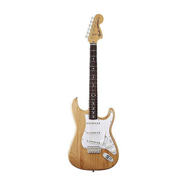 Guitarra Strato Fender 72 S RW NAT