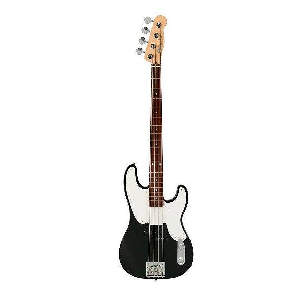 Contrabaixo 4C Passivo Fender Signature Mike Dirnt P. Bass BK