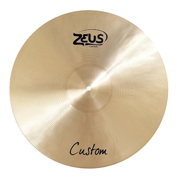 """Prato Ataque 18"""" Zeus Custom"""