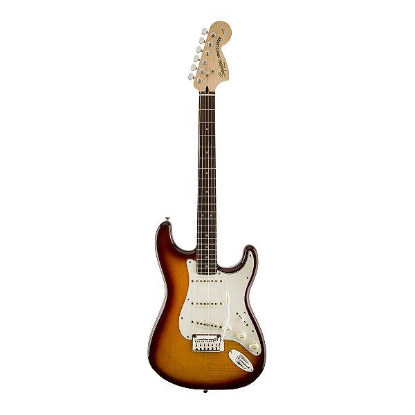 Guitarra Strato Squier Standard FMT AB