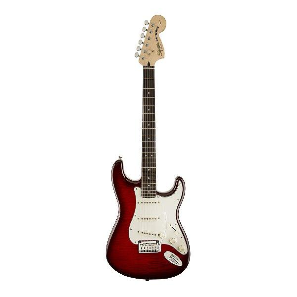 Guitarra Strato Squier Standard FMT CRT