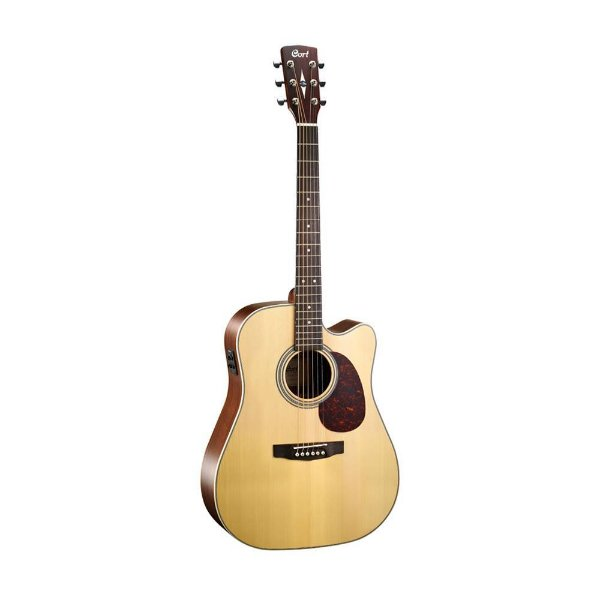 Violão Folk Cort MR 600 F NS