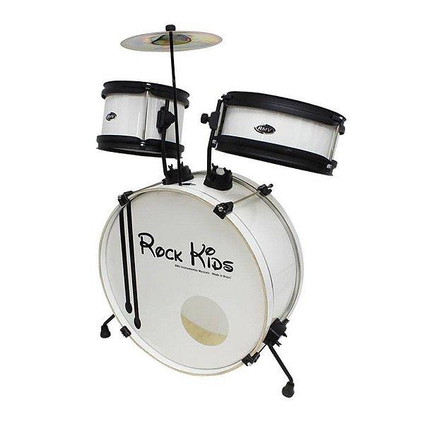 Bateria Acústica Infantil RMV Rock Kids II