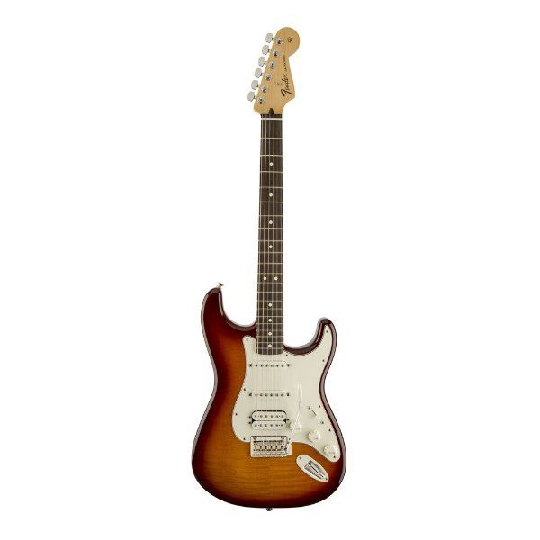 Guitarra Strato Fender Deluxe Top Plus HSS IOS Connect