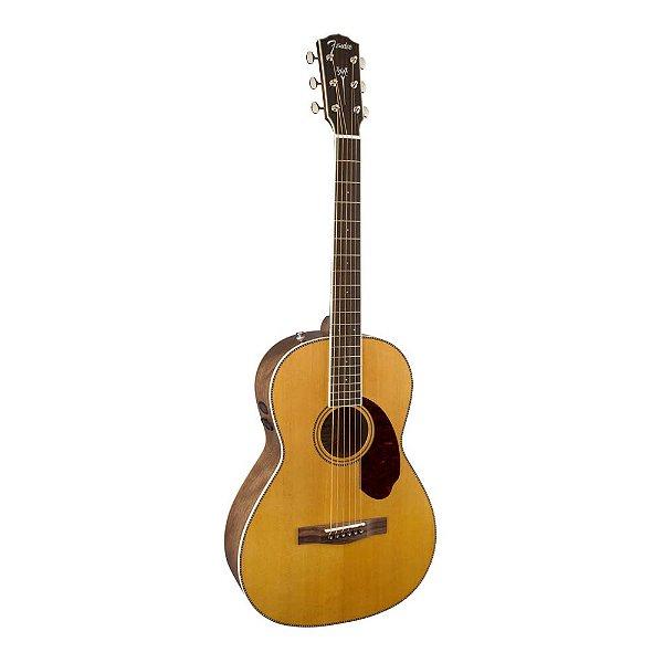 Violão Clássico Fender PM 2 Paramount Standard Parlor RW