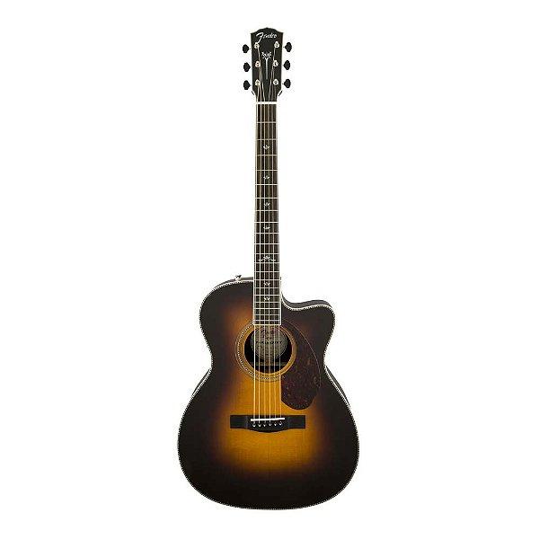 Violão Clássico Fender PM 3 Paramount Deluxe Triple