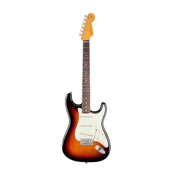 Guitarra Strato Fender 60 S Lacquer RW SB