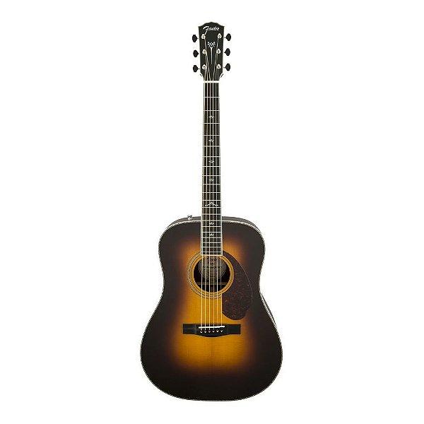 Violão Fender Folk PM 1 Paramount Deluxe VS
