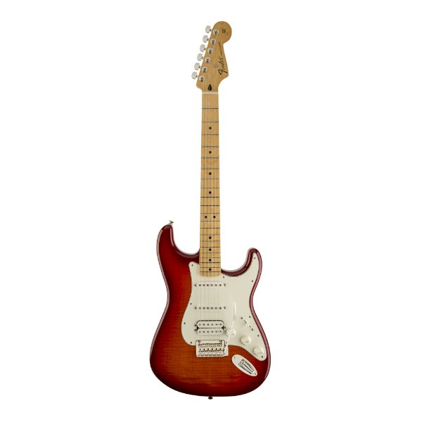 Guitarra Strato Fender Deluxe Top Plus Hss IOS Connect ACB