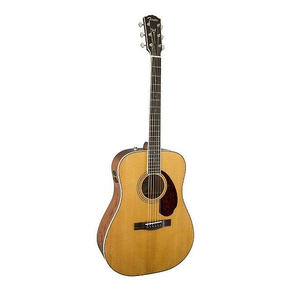 Violão Folk Fender PM 1 Paramount Standard Natural