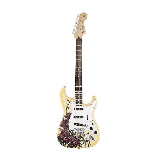 Guitarra Strato Fender Standard David Lozeau Art RT