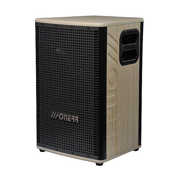 """Caixa Acústica Passiva Onerr Ambience 200 15"""" P Maple"""