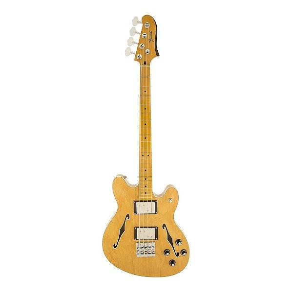 Contrabaixo 4C Passivo Fender Modern Player Starcaster