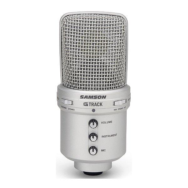Microfone Estúdio Samson GM 1 U