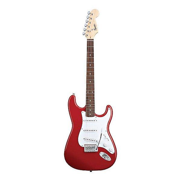 Guitarra Strato Squier Bullet Fiesta Red