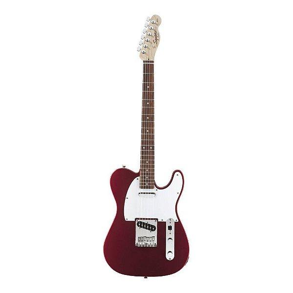 Guitarra Tele Squier Affinity RW Red Metallic