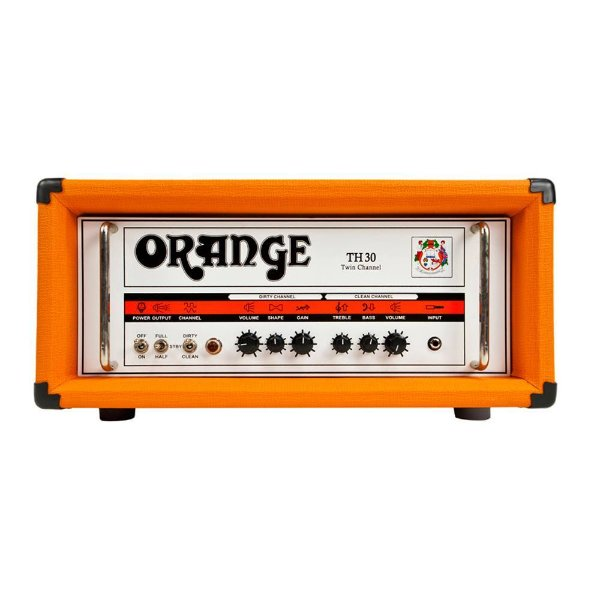 Cabeçote Guitarra Orange TH30 H