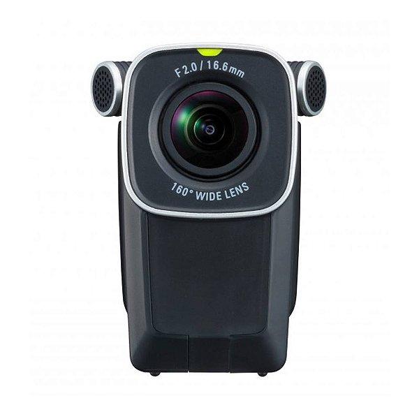 Gravador Digital de Audio E Video Zoom Q4n