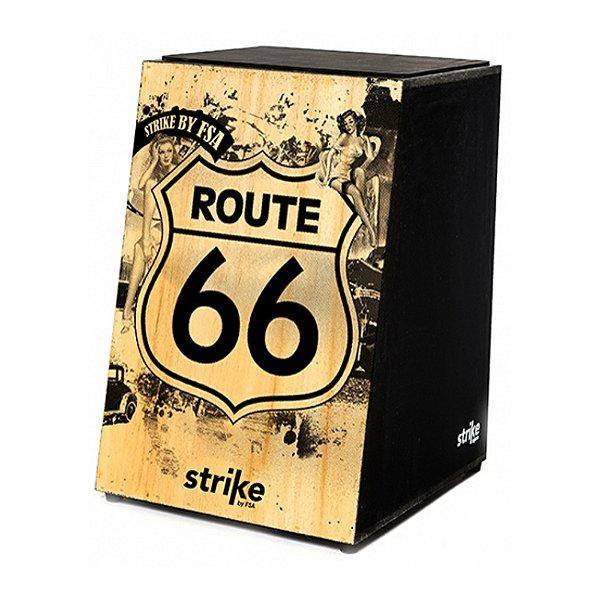 Cajon Inclinado FSA Strole SK 5010 Route 66 com captação