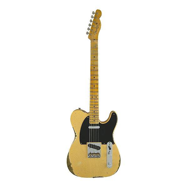 Guitarra Tele Fender 51 Heavy Relic Time Machine