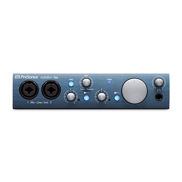 Interface USB Presonus Audiobox iTwo