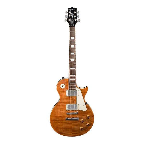 Guitarra Jay Turser Les Paul JT 220D TIger Eye