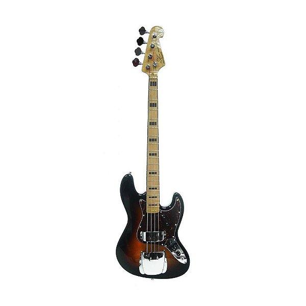 Contrabaixo Passivo 4C SX Jazz Bass JB 4