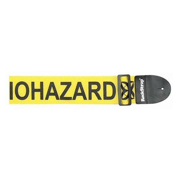 Correia Contrabaixo Rock Bag RST Biohazard