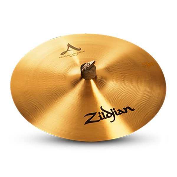 "Prato Ataque 16"" Zildjian A Series Medium Thin Crash"