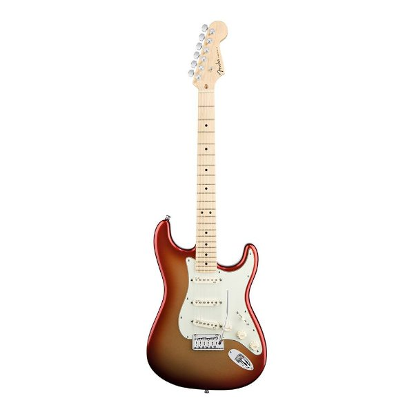 Guitarra Fender Strato Am Deluxe SM MN
