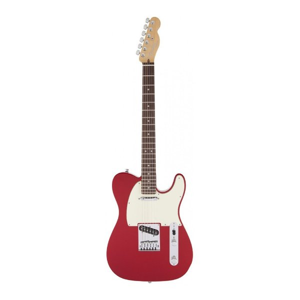 Guitarra Fender Am Deluxe Tele CAR RW