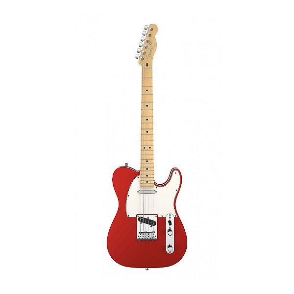 Guitarra Fender Am Deluxe Tele CAR MN
