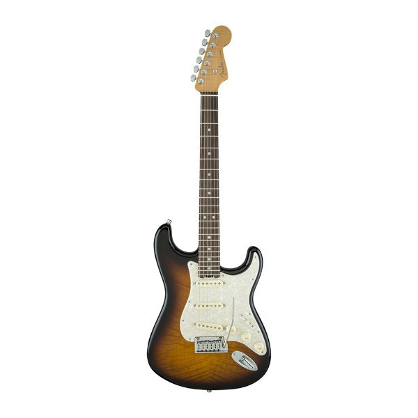 Guitarra Fender Am Elite Stratocaster RW LTD