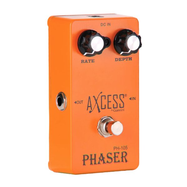 Pedal Guitarra Giannini Phaser PH 105