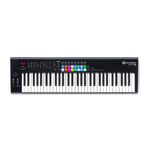 Controlador Novation Launchkey 61 MK2