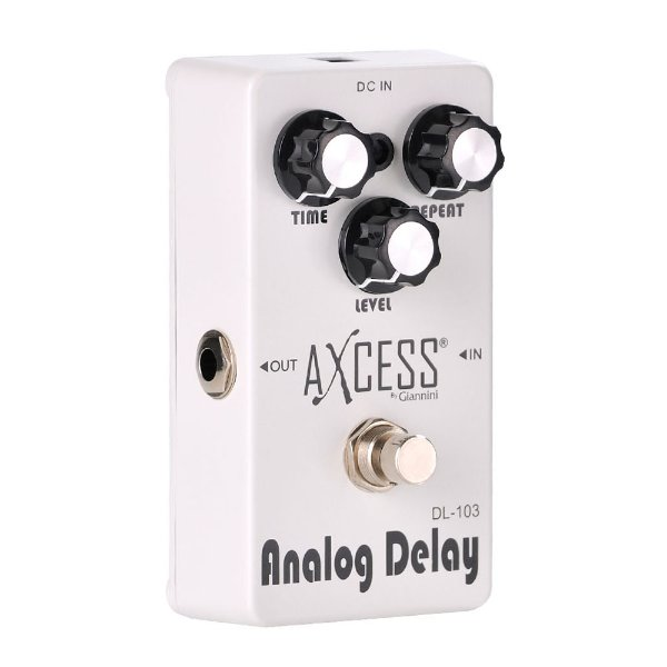 Pedal Guitarra Giannini Analog Delay DL 103