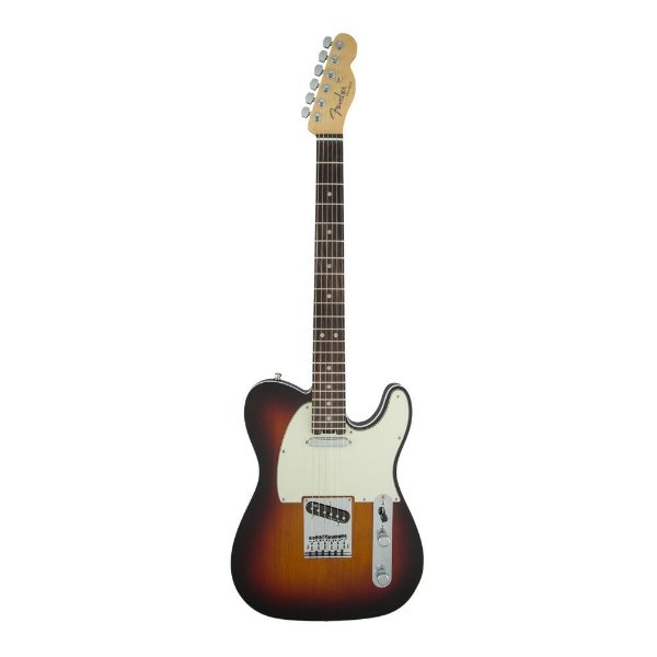 Guitarra Tele Fender American Elite RW