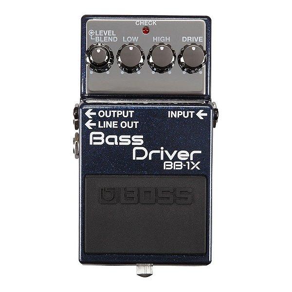 Pedal Baixo Boss Bass Driver BB 1X