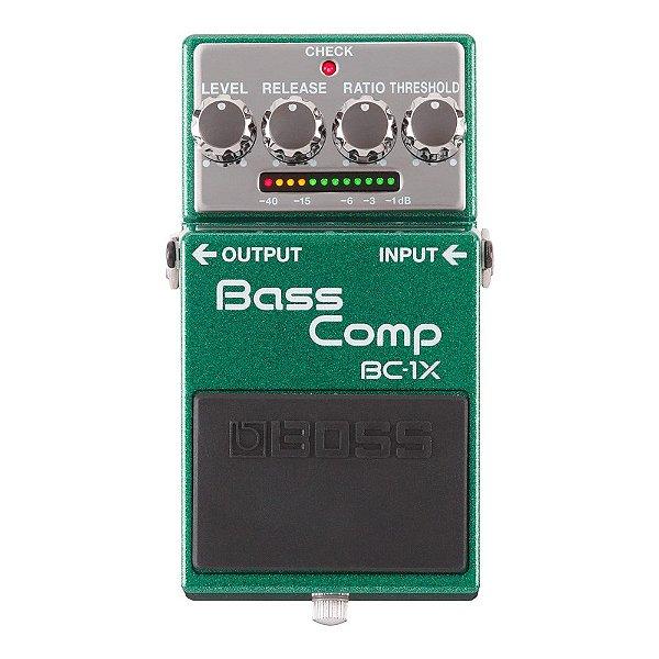 Pedal Baixo Boss Bass Comp BC 1X