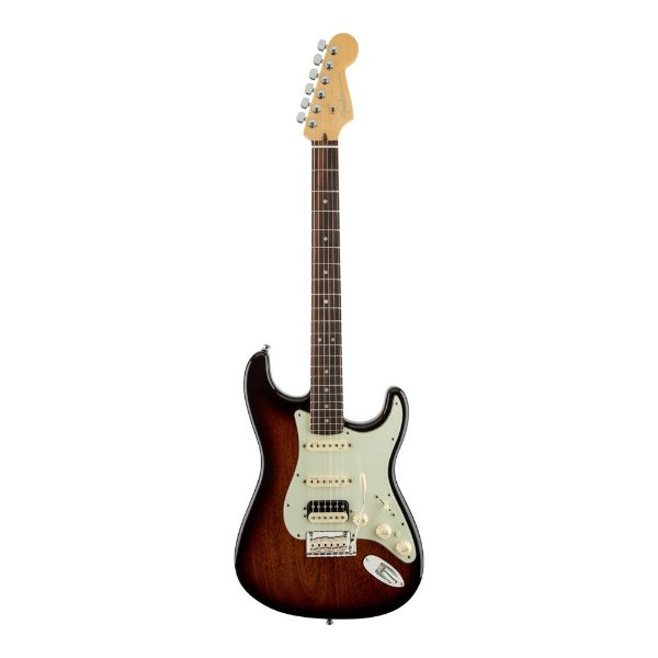 Guitarra Stratocaster Fender Deluxe Mahogany HSS Limited Edition