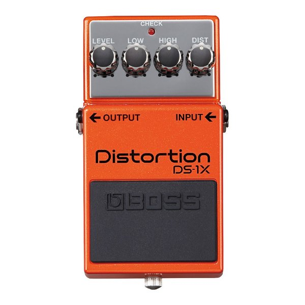 Pedal Guitarra Boss DS 1X