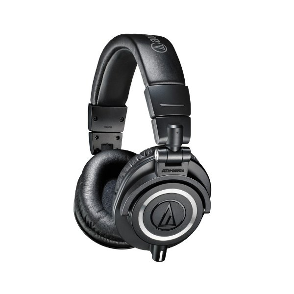 Fone extra-auricular Audio Technica ATH-M50x