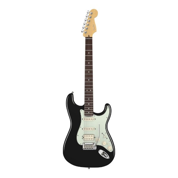Guitarra Strato Fender American Deluxe HSS RW
