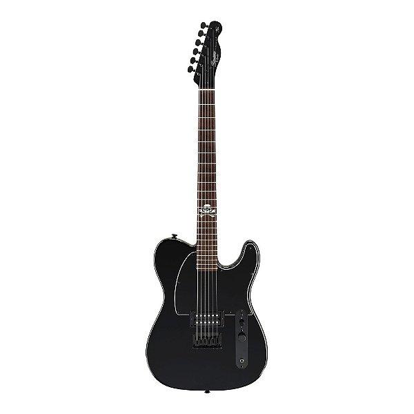 Guitarra Tele Squier Avril Lavigne Skull
