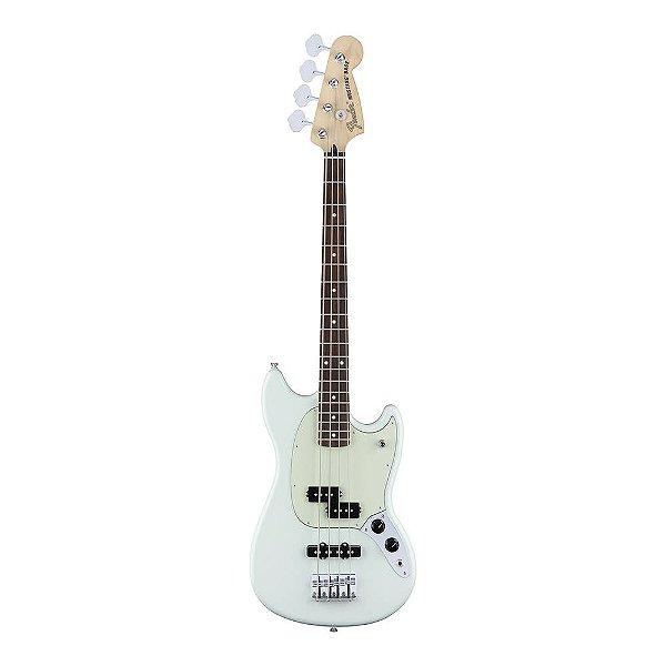 Contrabaixo Passivo 4C Fender Mustang Bass PJ RW SB